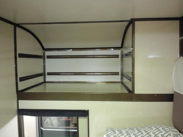 寝台特急「北斗星」個室B寝台ソロ上段 個室内