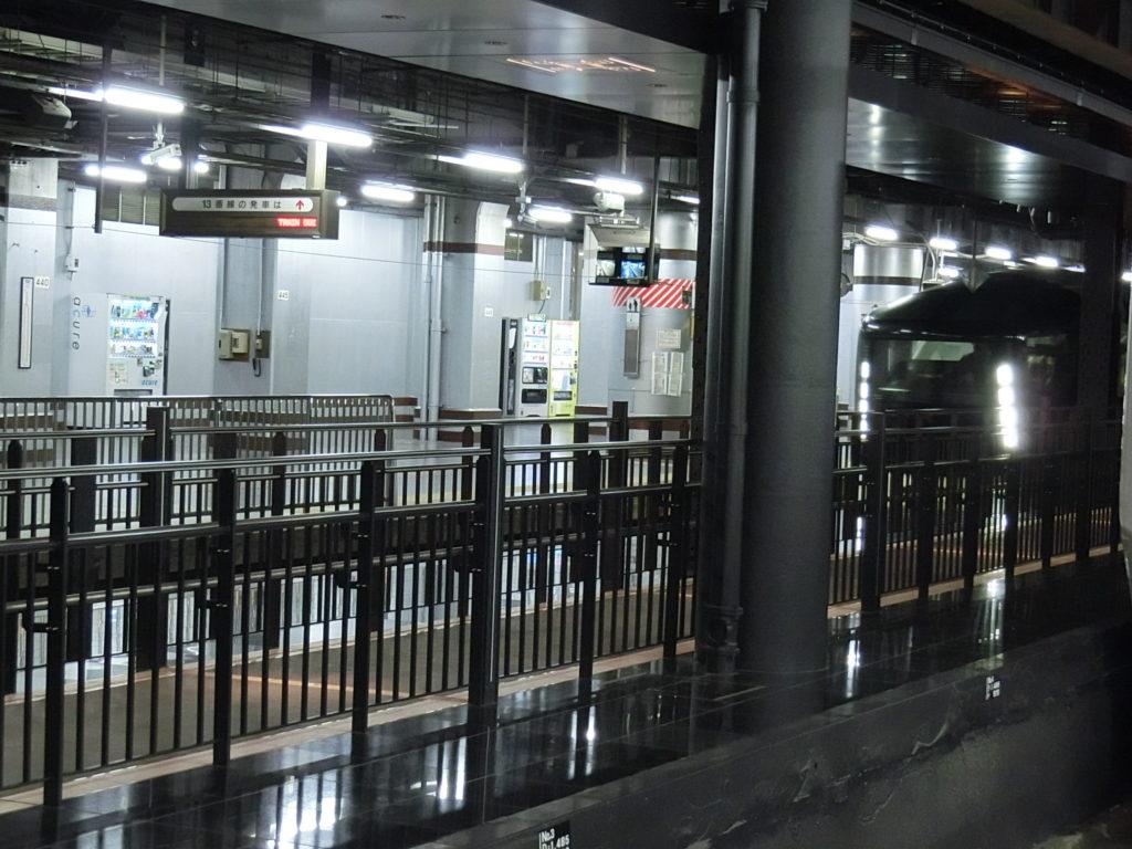 台湾人「上野駅13番線ホームの男子トイレ ...