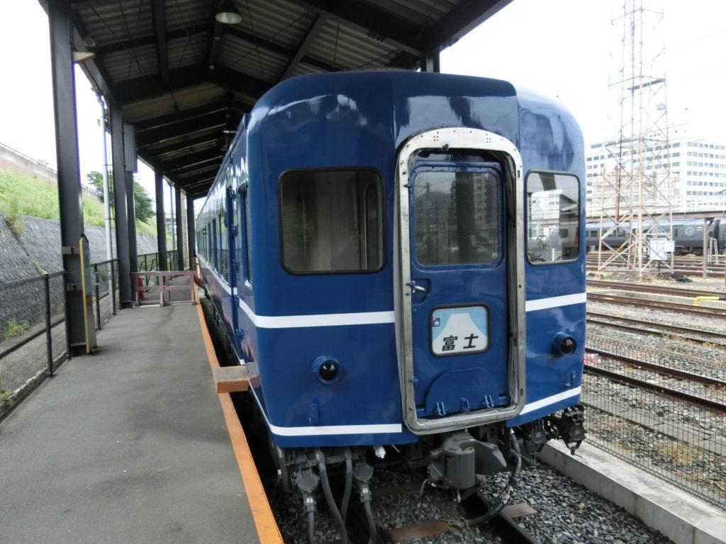 14系緩急車 スハネフ14