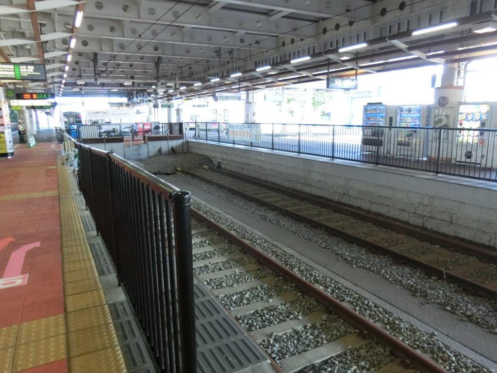 新庄駅1番・2番線