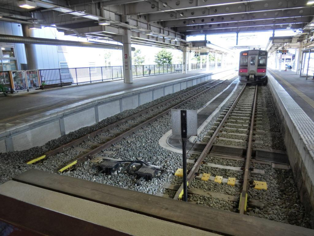 新庄駅3番・4番線