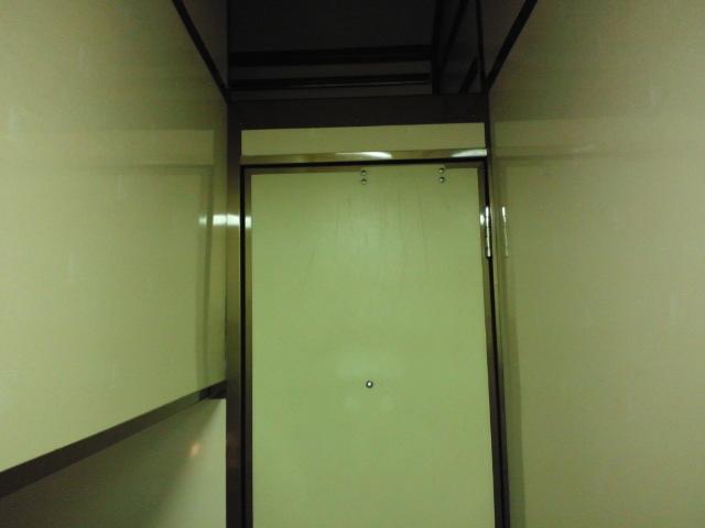 寝台特急「北斗星」個室B寝台ソロ下段 個室内
