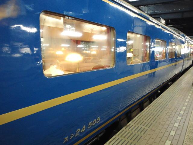 スシ24-505(札幌駅にて)