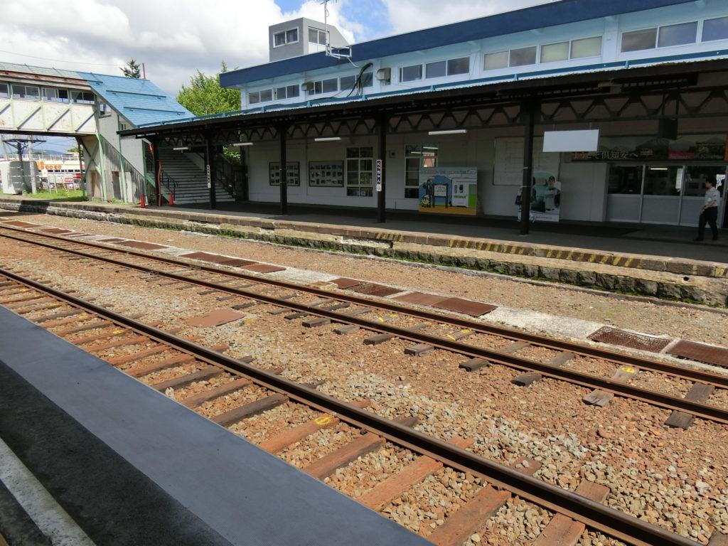 函館本線・倶知安駅